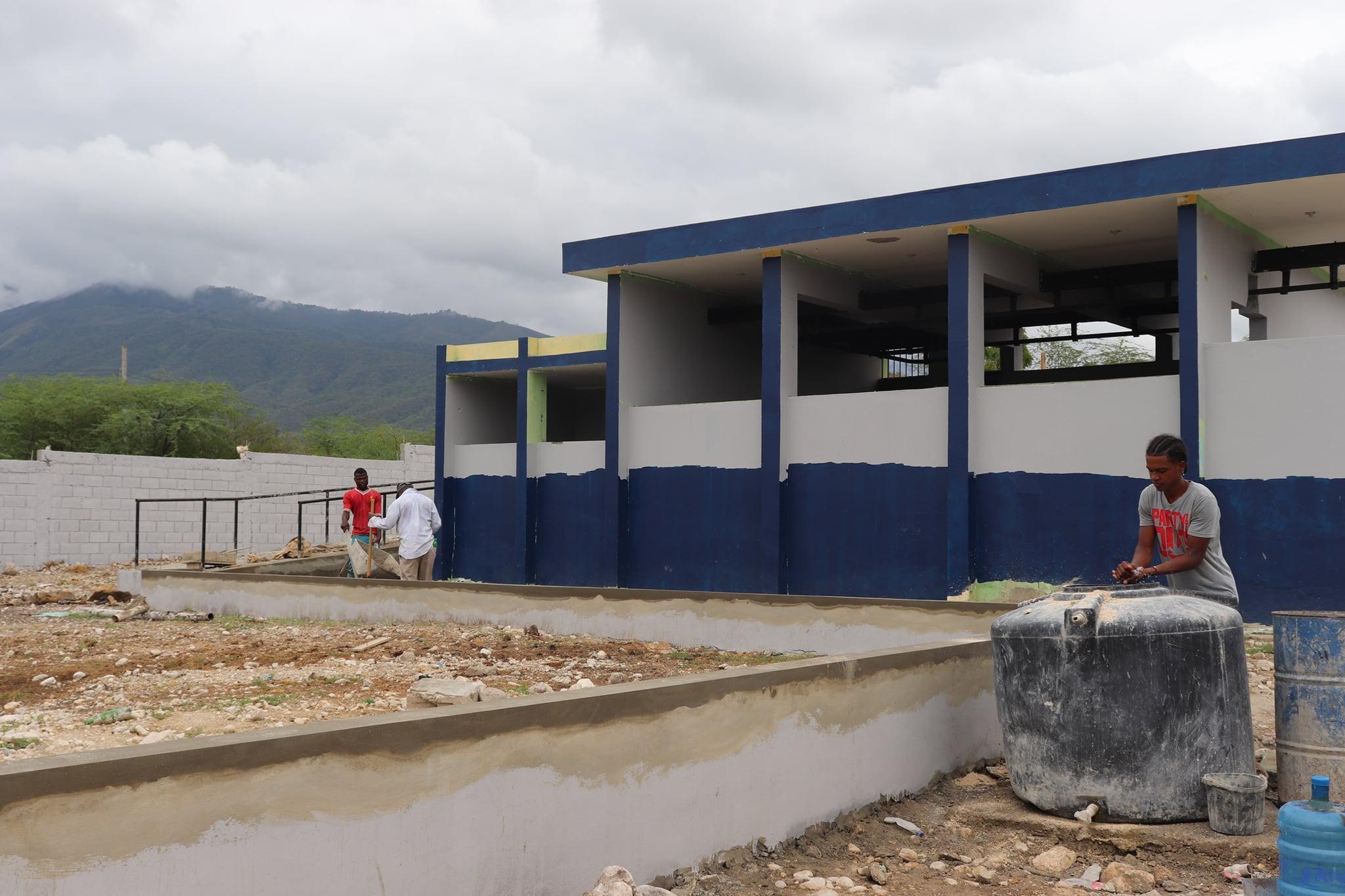 Avanza la construcción de Matadero Municipal